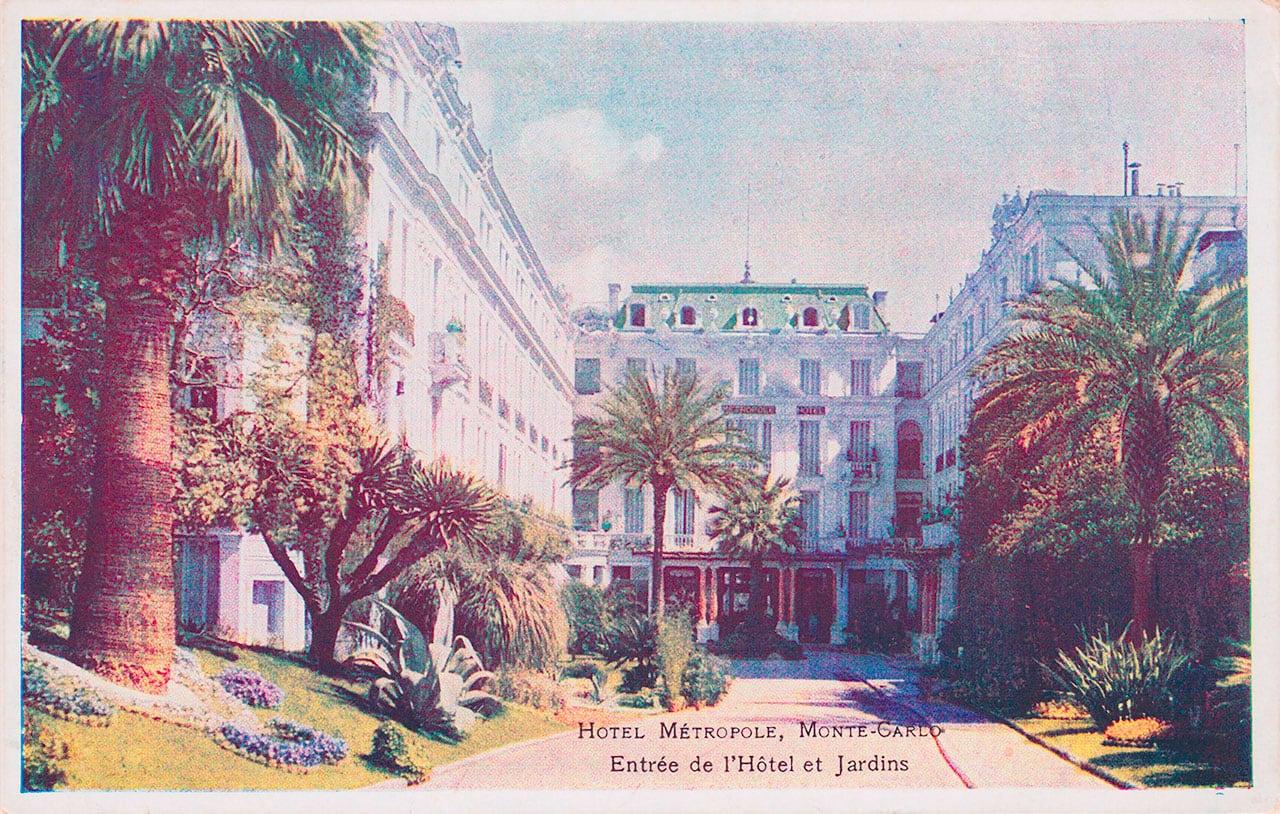 Sabbadini a Monaco
