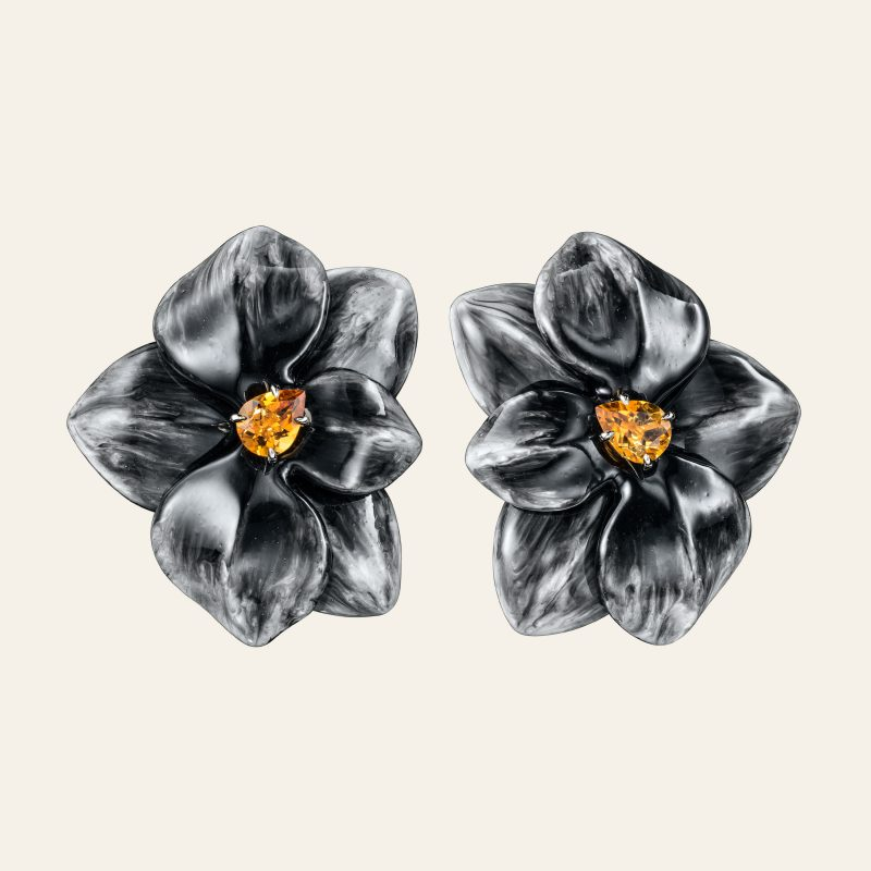 COLOURFUL FLOWERS EARRINGS